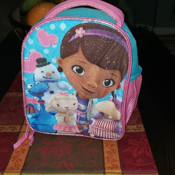 Disney Other - Doc Mcstuffins Insulated Lynch Box Tote